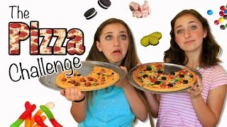 The Pizza Challenge | Brooklyn and Bailey by Brooklyn and Bailey