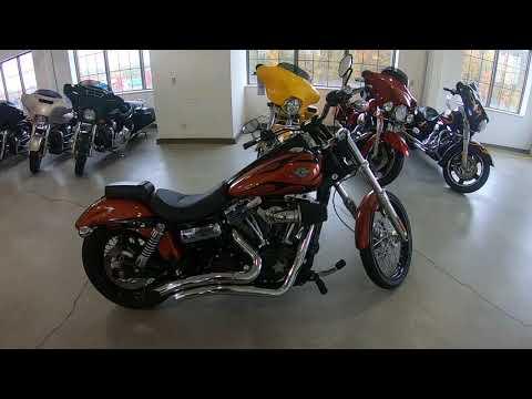 2011 Harley Davidson Dyna Wide Glide FXDWG