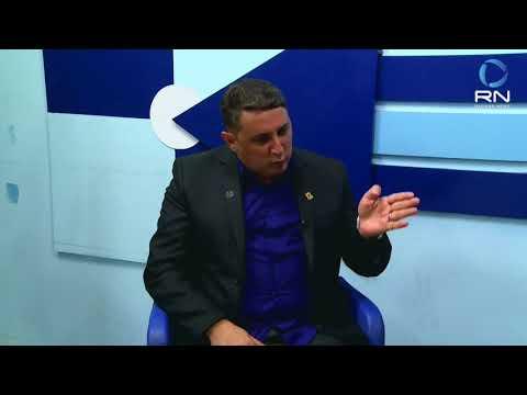 Sérgio Pires entrevista o vereador Júnior Cavalcante - Gente de Opinião