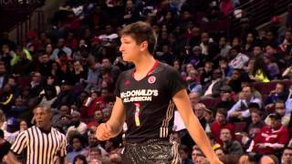 McDonald's All American Boys Game Highlights