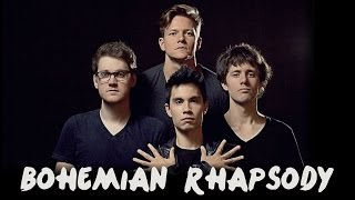 Alex Goot & Sam Tsui & Kurt Hugo Schneider & Tyler Ward & Madilyn Bailey & Live Like Us - Bohemian Rhapsody (Cover)