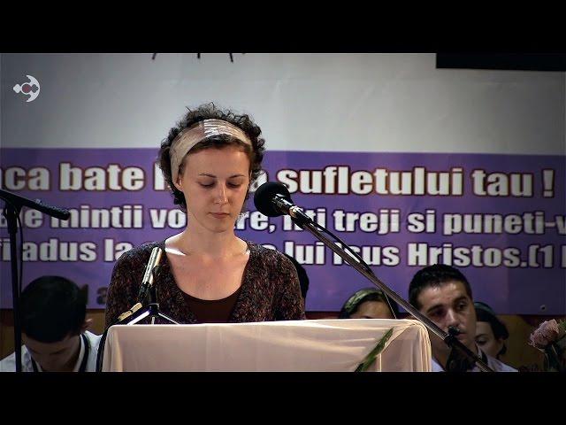 In memoriam sora Cristina Halip, Dumbrăveni (SV) 2015