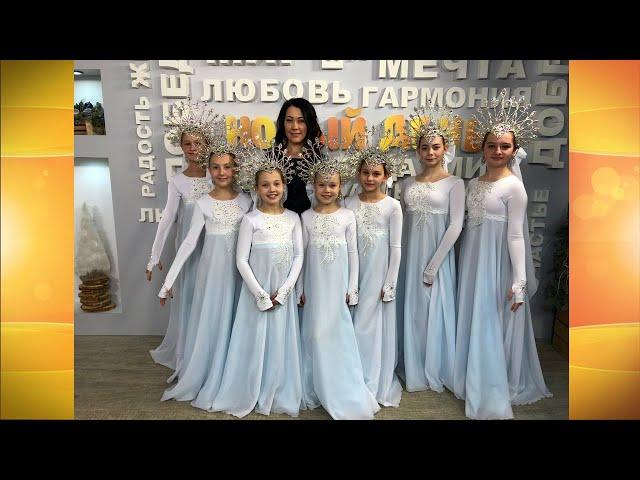 Гости программы «Новый день» ансамбль «Жар-птица»