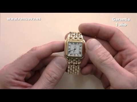 Reloj OMEGA de oro de 18 kilates de segunda mano E239927C