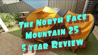 The North Face Mountain 25 Tent Review