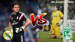 Download Video Keylor Navas vs Franco Armani ▷