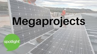 """Megaprojects"" - practice English with Spotlight"