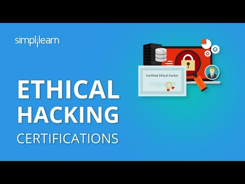 Top Ethical Hacking Certifications | Certified Ethical Hacker | Ethical ...