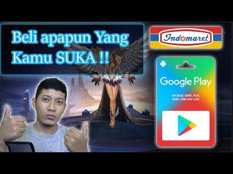 Cara membeli & Memakai Voucher Google Play (Saldo untuk Game, Film, Buku dan lain Lain)