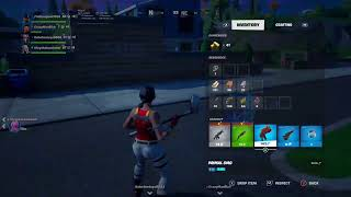fortnite and just got 2fa and gifting people