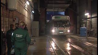 Финансовое состояние Daugavpils satiksme «улучшат» за счет уборщиц автобусов