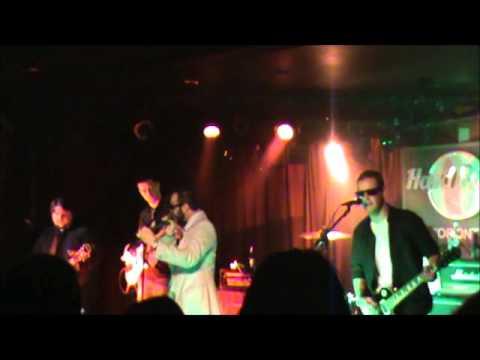 Drop Dead Pin-Ups - Hard Rock Cafe - Glamour Girls