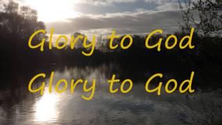 Glory To God Forever Vicky Beeching with Lyrics