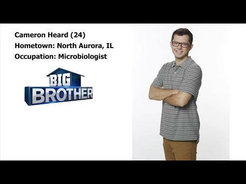 K-FROG Big Brother 19 Interview: Cameron