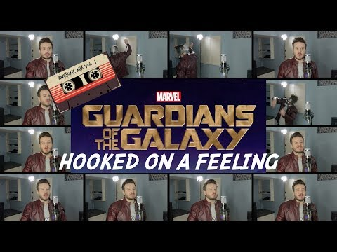 Guardians Of The Galaxy Hooked On A Feeling Acapella Blue Swede