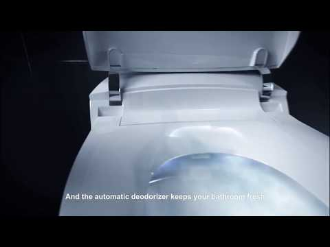 Kohler Veil Intelligent Skirted One-Piece Elongated Bidet Toilet