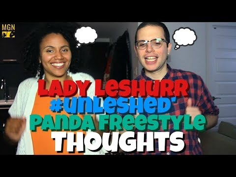 Lady Leshurr - #UNLESHED (Panda Freestyle) | THOUGHTS
