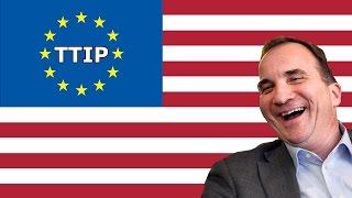 TTIP: Globalist-hotet mot Sverige