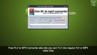 Free FLV to MP3 Converter - Convert FLV into MP3 - Download Video Previews