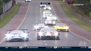 24 Hours Of Le Mans 2019 Full Highlights