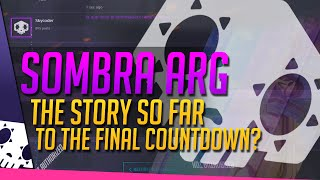 Sombra ARG - Getting to the Final Countdown?
