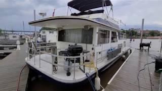 Gibson Houseboat, 44 Foot, 1989