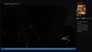 Tru S.T.A.R.S. Live PS4 Broadcast- Last of Us Remastered