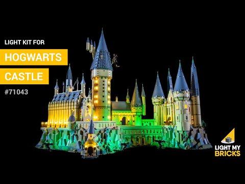 Light my bricks LED Licht Set für Harry Potter - Schloss Hogwarts