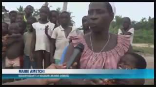 Reportage RTI à l'occasion de la journée mondiale de lutte contre le Paludisme le 25 Avril 2017