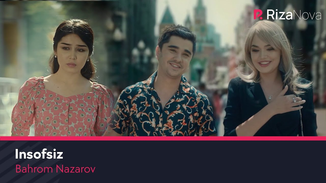 Бахром Назаров — Инсофсиз