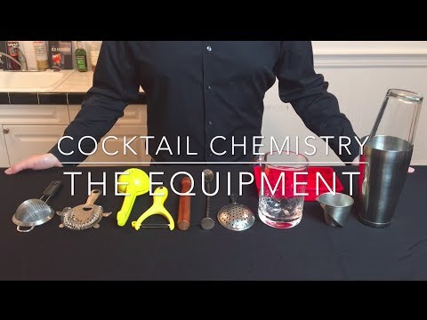 Getting Started - Cocktail Equipment