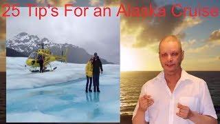 25 Tips for an Alaska Cruise