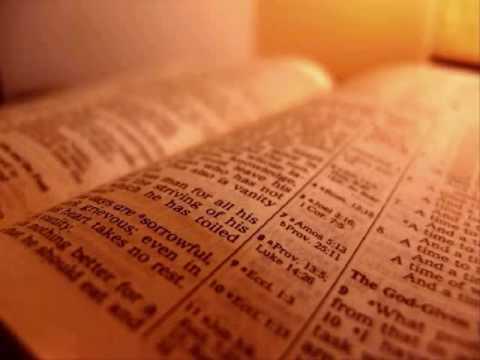 The Holy Bible - Matthew Chapter 4 (KJV)