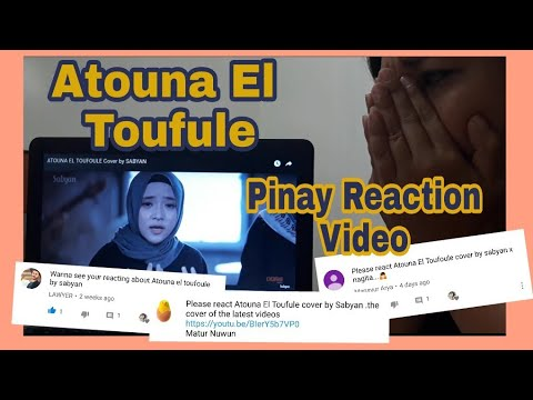 Atouna El Toufule Cover by Sabyan - Filipina Reaction Video