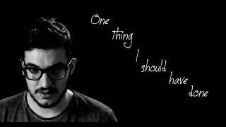 Cyprus - Eurovision 2015 (One thing I should have done - John Karayiannis) +lyrics