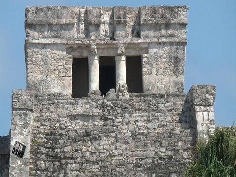 Human Sacrifices, Mayan Ruins, **Listener Beware**, Tulum, Mexico
