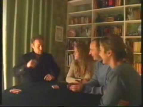 3 Card Routine by Derren Brown