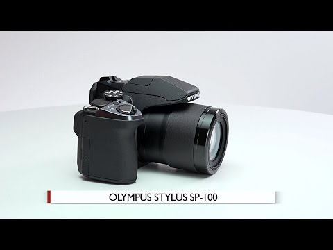 Hands-On Review: Olympus Stylus SP-100