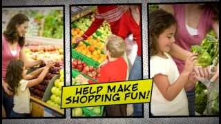 Teaching Kids to Eat Right