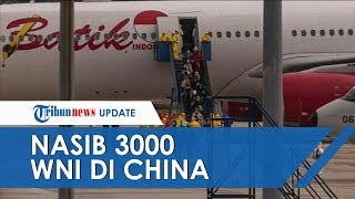 Penerbangan China Indonesia Dihentikan sejak 5 Februari 2020, Begini Nasib 3000 WNI di China