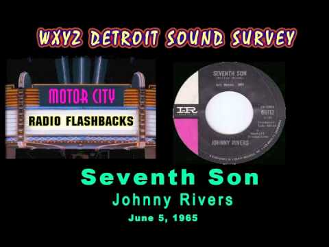 Johnny Rivers - Seventh Son - 1965