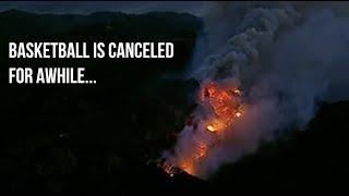 Why Basketball Is Canceled In The Bay Area, Wildfires & Air Pollution