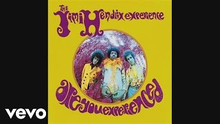 Jimi Hendrix - Are You Expereinced preserved in the National Recording Registry