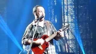 Dave Matthews Band--Shotgun Burgettstown, PA 5/31/2013 HD