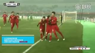 Người Trung Quốc làm video tôn vinh U23 Việt Nam_vietsub