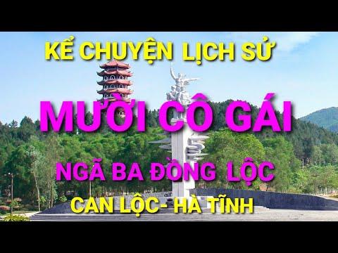 """Kể chuyện lịch sử """"Mười cô gái ngã ba Đồng Lộc"""""""
