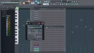 Fally Ipupa feat. Booba - Kiname Instrumental | FL Studio Remake | Tutoriel
