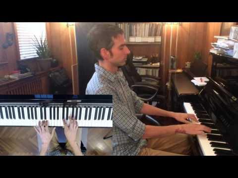 """Playing """"Dizzy Fingers"""" by Zez Confrey"""
