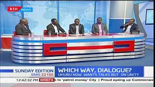 NASA in fresh bid to swear in Raila Odinga: Sunday Edition