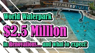 World Waterpark 2018 Renovations & Closure! - Best Edmonton Mall